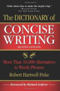 Concise Writing