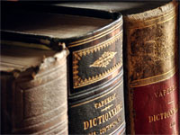 Dictionary Set