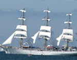 Tall Sail Ship