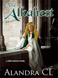 The Alkahest - Alternative Cover